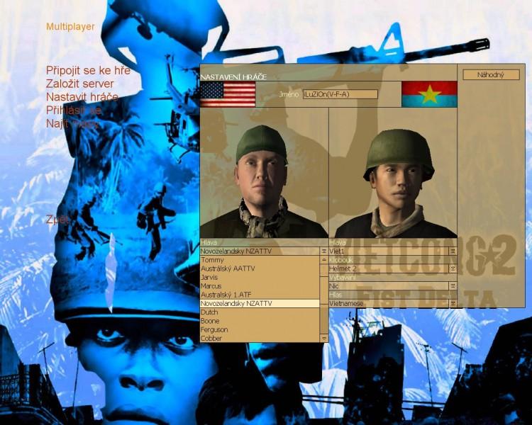 Bravo fist vietcong 2